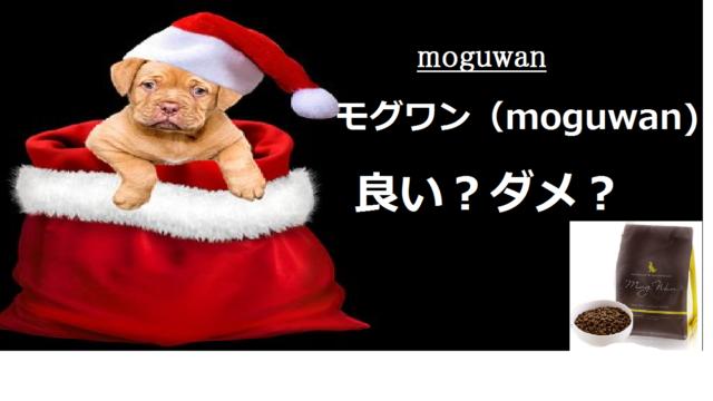 モグワンについてまとめ